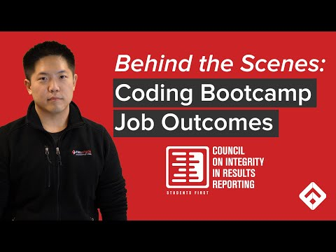 Behind The Bootcamp Outcomes: Reading Reports (e.g. Council On Integrity In Results Reporting, CIRR)