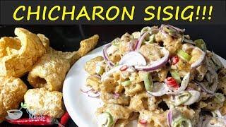 Chicharon Sisig Recipe