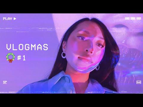 VLOGMAS #1 ( BTS Jingleball & Procrastinating )
