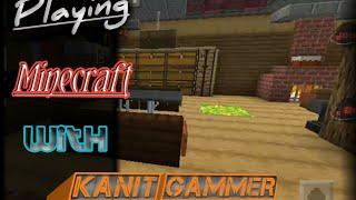 Minecraft funny videos of Lamborghini sports-car // by Kanit Dadrwal and Deepak Dadrwal //