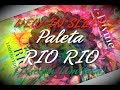 Gambar cover °• NEW IN SLEEK REVIEW+SWATCHES: Paleta RIO RIO E.L. •°
