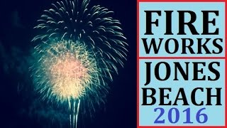 Fireworks Show 4th fourth of July Macy's Jones Beach Grucci 2016 Sound Effects Song Kids Children