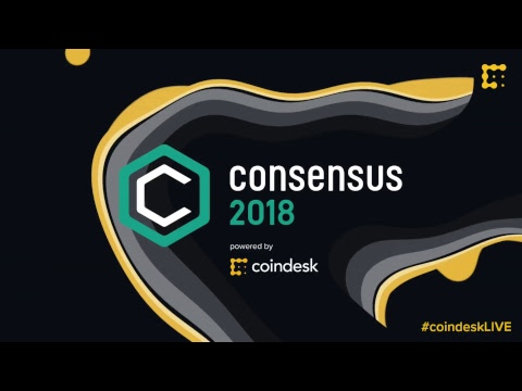 #CoinDeskLIVE from #Consensus2018