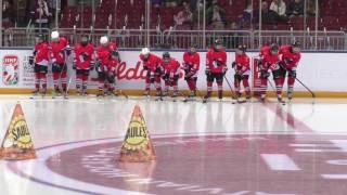 2017 04 21 - EHC: France vs Latvia - Pirāti