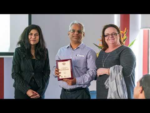Rajkumar Buyya -- 2017 Winner of the Excellence in Innovative Research Scopus Award