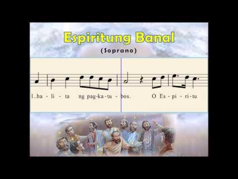 O3a Espiritung Banal (Soprano)