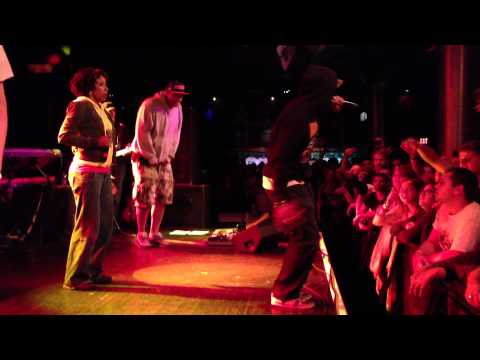 Brother Ali - Truth Is ft. The Reminders & Homeboy Sandman Live