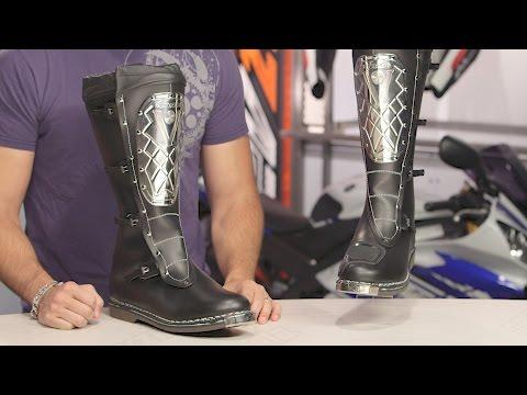 Alpinestars Oscar Supervictory Boots Review at RevZilla.com