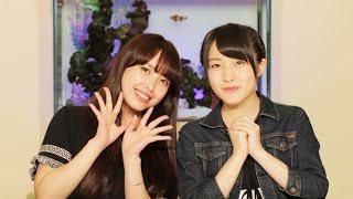 MCは、℃-ute中島早貴と、こぶしファクトリー藤井梨央! 5/11発売モーニ...