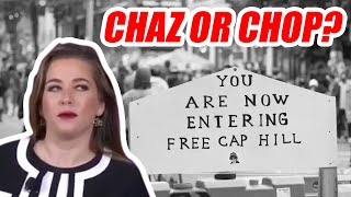 INSIDE THE CHAZ: Daily Caller's Shelby Talcott Speaks About Autonomous Zones at CPAC