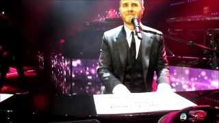 Gary Barlow Sang To Me (POV) Since I Saw You Last Tour, London O2 Arena, 6th April 2014