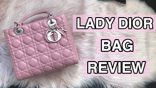 REVIEW: รีวิวกระเป๋า LADY DIOR BAG | MOD Shot | Alice Chen