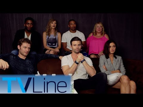 The Originals  Interview + Final Season Preview | Comic-Con 2017 | TVLine