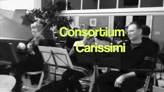 Jeremy Walker Trio & Consortium Carissimi May 11-12 2019