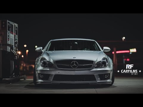 Tuning - Mercedes Benz CLS 350 - AIREX Aride  RF CARFILMS
