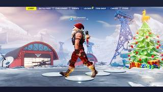 Fortnite Crackdown Sgt Winter 2nd tier