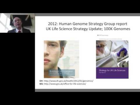 Tim Hubbard - The 100,000 genomes project