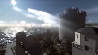 3D Animation: White Tower - Thessaloniki - GREECE