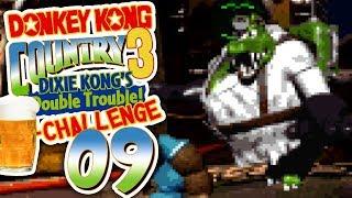 PLÖTZLICH PRO - Donkey Kong Country 3 Bier Challenge Finale