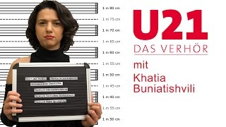 U21 - Das Verhör mit Khatia Buniatishvili