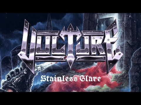"""Vulture """"Stainless Glare"""" (OFFICIAL)"""