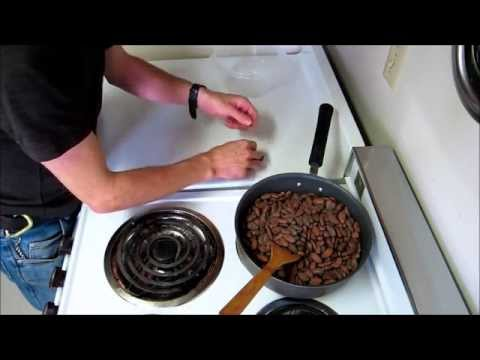 Make fantastic chocolate from raw cocoa beans