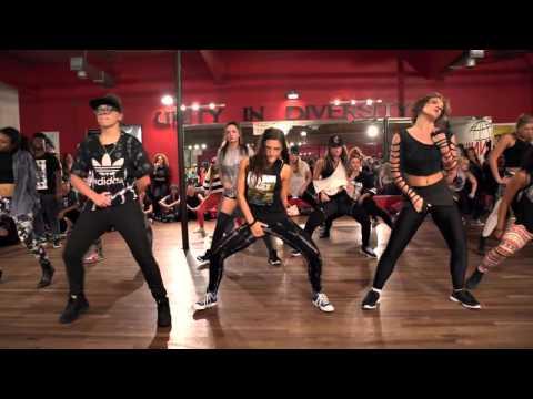 Chris BrownPoppinWilldaBeast Adams & Janelle Ginestra Choreography@chrisbrown @timmilgram