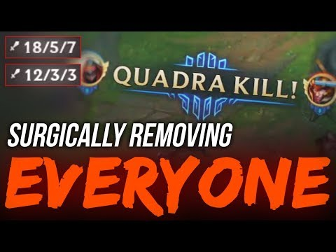 LL Stylish - SURGICALLY REMOVING EVERYONE