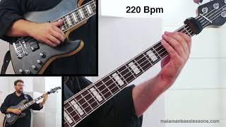 Free Slap Bass lesson -