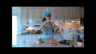 How To Cook Sweet & Sour Pork Chops In A Crock Pot: Cooking With Kimberly