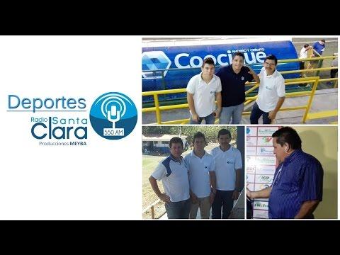 Homenaje a Deportes Radio Santa Clara