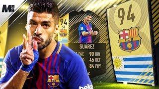 FIFA 18 SIF SUAREZ REVIEW | 94 SIF SUAREZ PLAYER REVIEW | FIFA 18 ULTIMATE TEAM