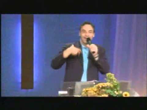 Pasteur Eric Toumieux  de Mulhouse - Le plan de Dieu pour l'Afrique