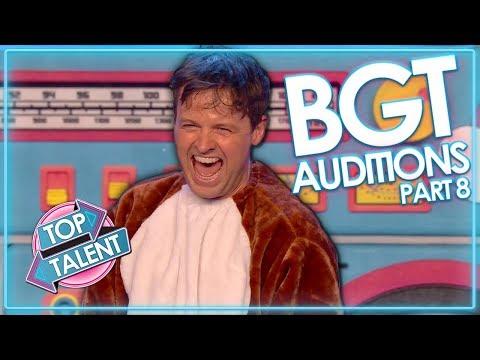 Britain's Got Talent 2019 | Part 8 | Auditions | Top Talent