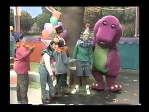 Barney y sus Amigos El circo (Spanish) - YouTube