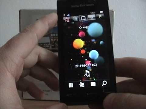 [1/3] Sony Ericsson Satio - solidny smartphone i zmarnowana nadzieja biznesowa