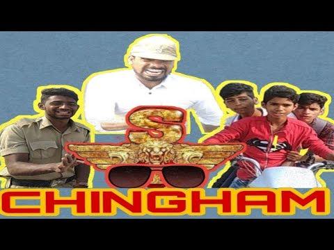 CHINGHAM-super cop || IBBU | AHMED KHAN | HCM COMEDY