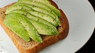 Healthy Snacks! (avocado On Toast)