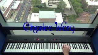 Woke The F*ck Up - Charles Ivory Piano Cover   Jon Bellion