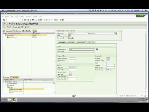 How to Execute Scheduling in Project Builder and GANTT View, Scheduling Status 4