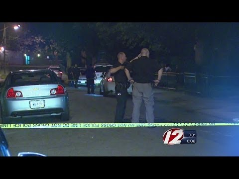 Five people shot in Providence