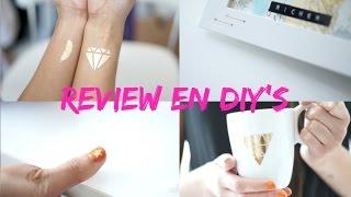 Action Metallic Tattoos Review + DIY'S