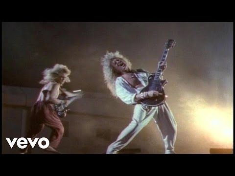 Michael Anthony Smith - Blue Murder - Valley Of The Kings - 1989 - #iHeart80's