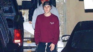 Justin Bieber Attends Church With Kourtney Kardashian ... But Where's Hailey Baldwin?!