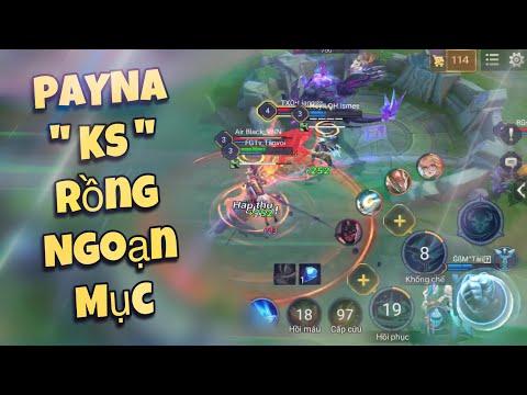 LIÊN QUÂN MOBILE   Trải nghiệm Skin mới vừa ra mắt Payna Nghìn Lẻ Một Đêm cùng FUNNY GAMING TV