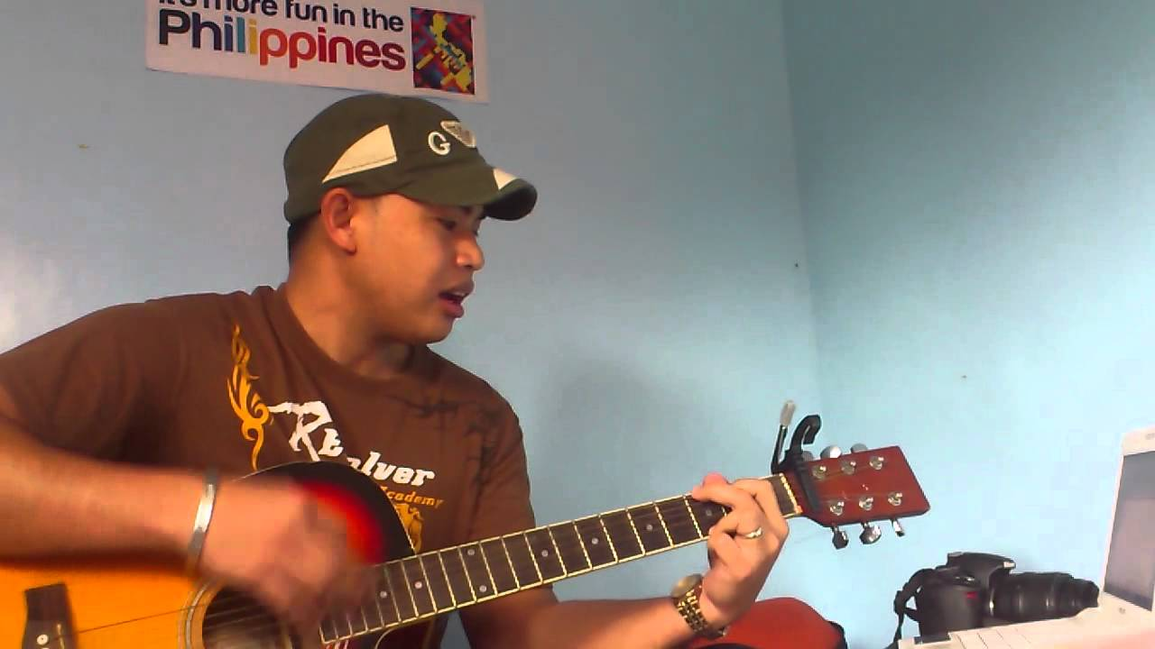 ikaw ang aking mahal basic chords guitar cover (unofficially yours theme song).mp4 - YouTube