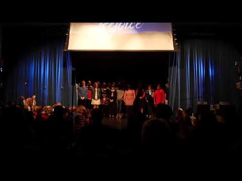Apopka Christian Academy 2017 Christmas Program Wide
