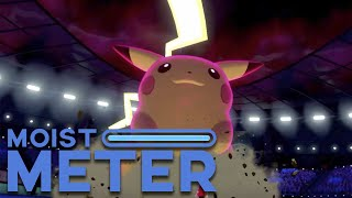 Moist Meter | Pokemon Sword and Shield