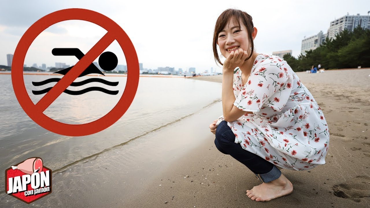 LA PLAYA ARTIFICIAL DE JAPÓN QUE PROHIBE NADAR