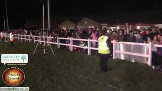 Daventry Fireworks 2014 eventpahire.co.uk Outdoor PA System